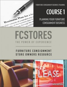 FCSTORES | Course 1: Planning Your Furniture Consignment Business